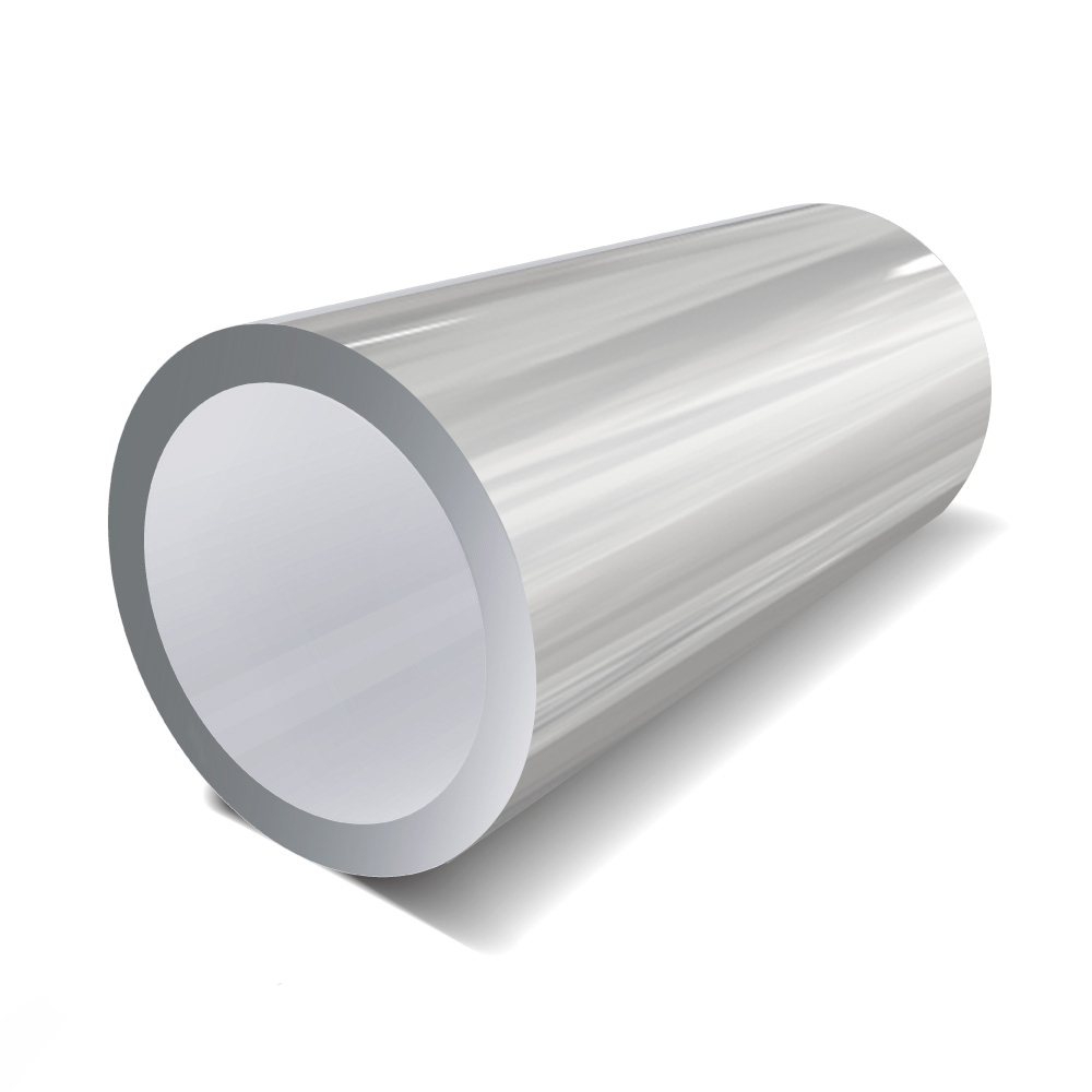 Polished Round Tube