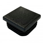 Square Tube End Cap 30 mm - Thick Wall top